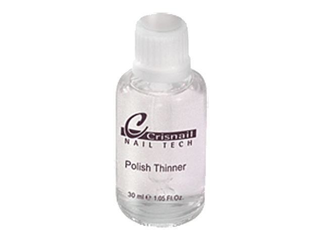 cnl polish thinner 30ml(disolvente de esmalte)