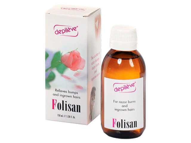 Depileve Folisan (150 ml)