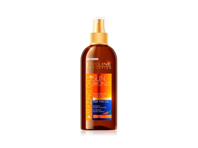 eveline sun aceite bronceador profundo 150ml