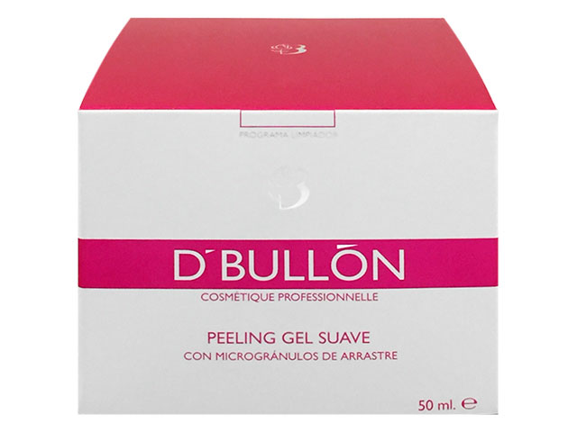 peeling gel suave  50ml
