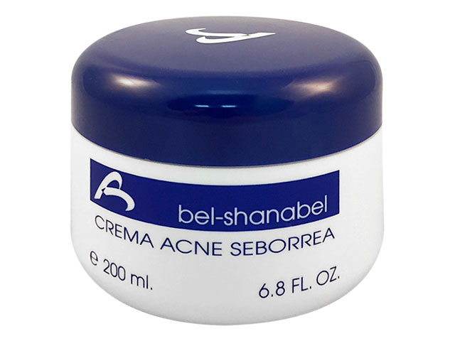 crema facial acne seborrea 200ml