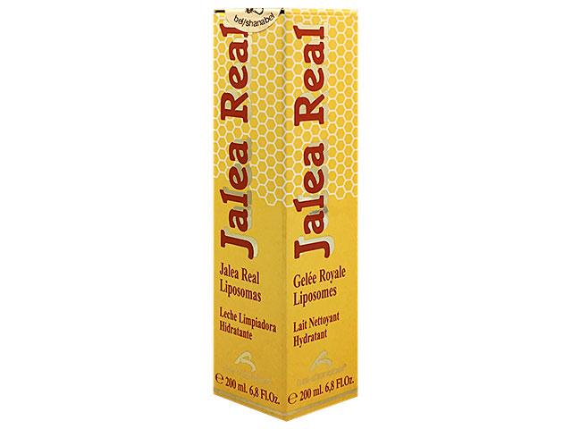 jalea real leche limpiadora 200 ml