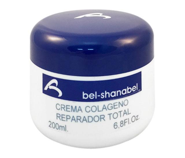 crema facial colageno reparador total 200 ml