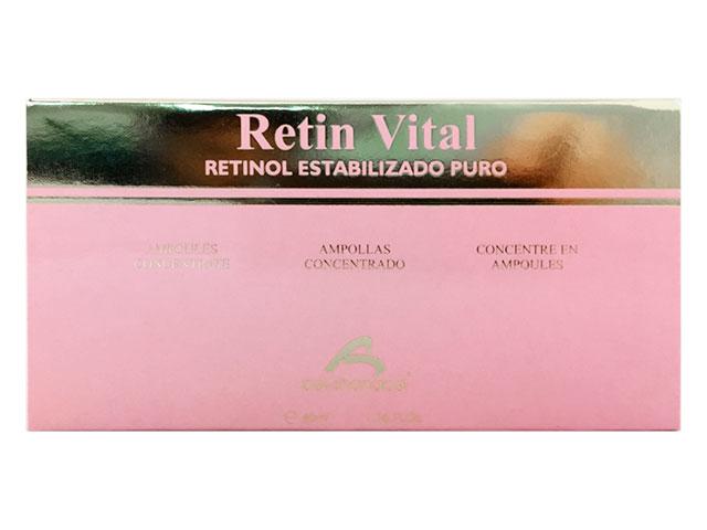 retin vital retinol estabilizado puro