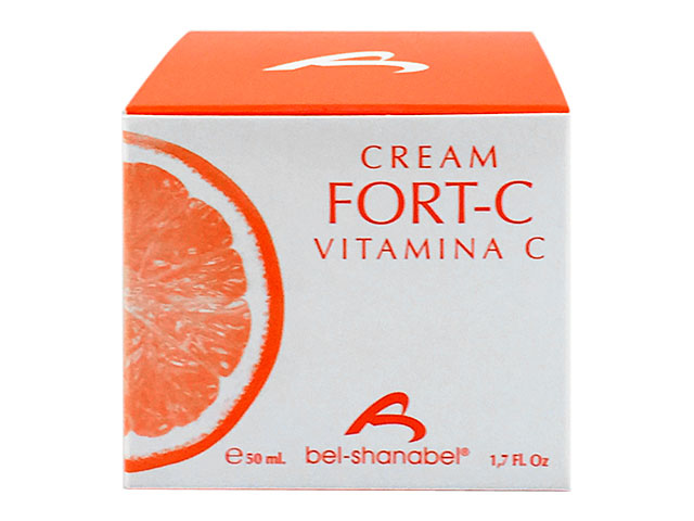 vitamina c fort-c crema 50 ml