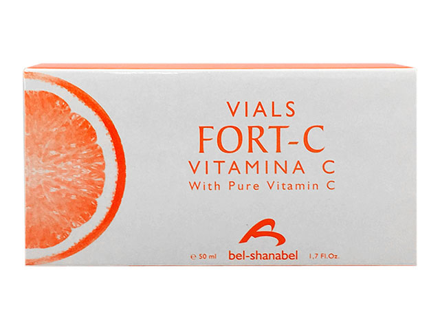 vitamina c fort-c ampollas 5x10ml