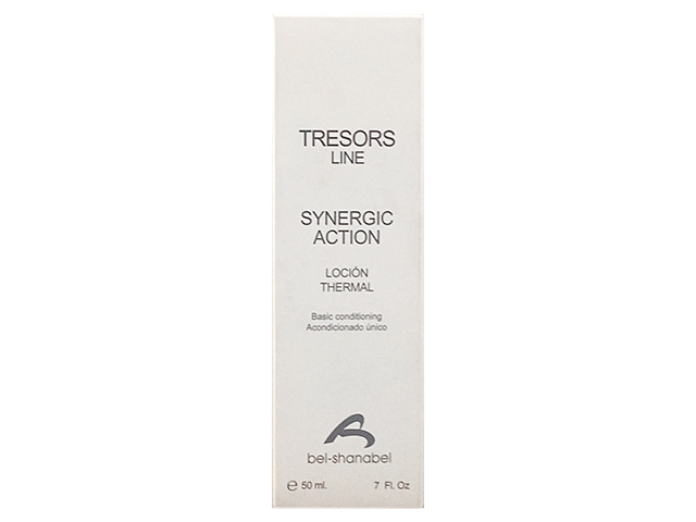 tresors locion thermal 50ml