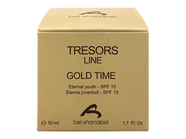 tresors gold time crema 50ml