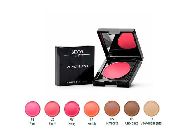Velvet blush plus