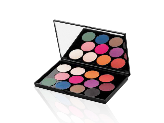 Sphere eye shadow palette 12