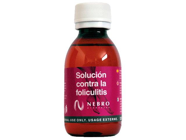 SOLUCION CONTRA LA FOLICULITIS NEBRO