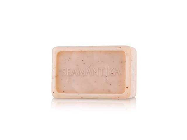 Seamantika Mineral Soap-minerales del mar muerto (115 gr)