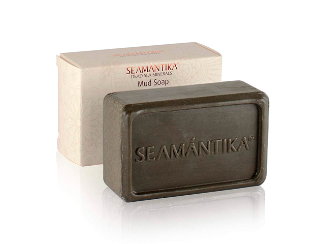 seamantika mud soap dead 115 gr