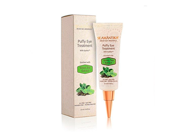seamantika puffy eye trat.green tea 25ml
