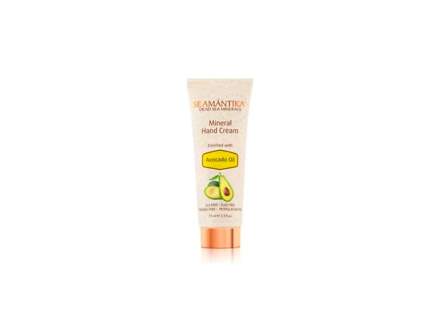 seamantika min.hand cream avocado 75 ml