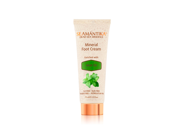 Seamántika Mineral Foot Cream (75 ml)