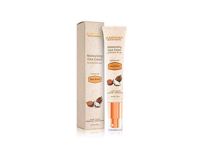 seamantika moisturizing face cream 40 ml