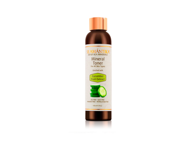 seamantika min.toner cucumber fruit 150 ml