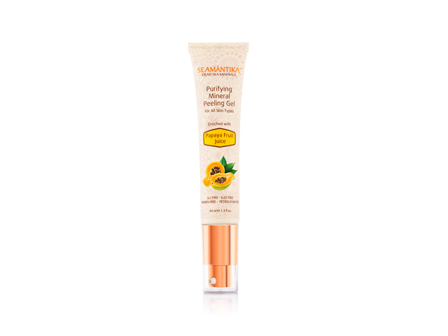 seamantika purifying peeling.papaya 40ml