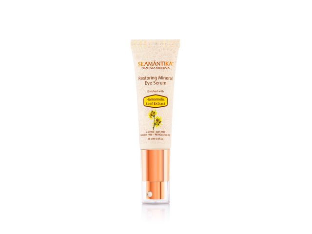 seamantika eye serum hamamelis 25 ml