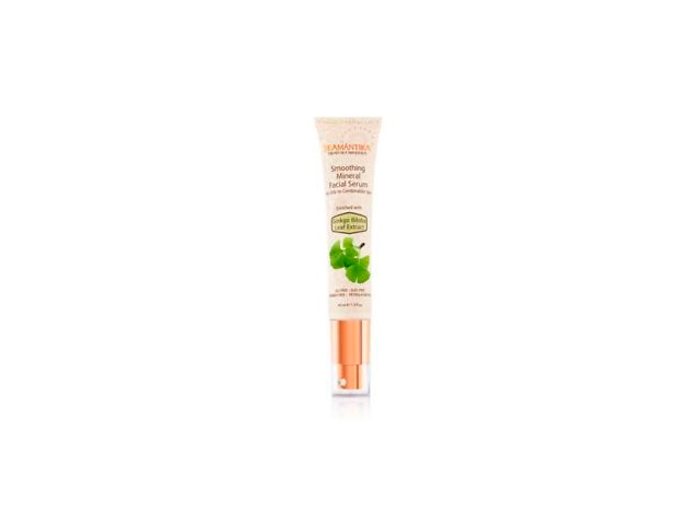 seamantika smoothing serum ginkgo 40 ml