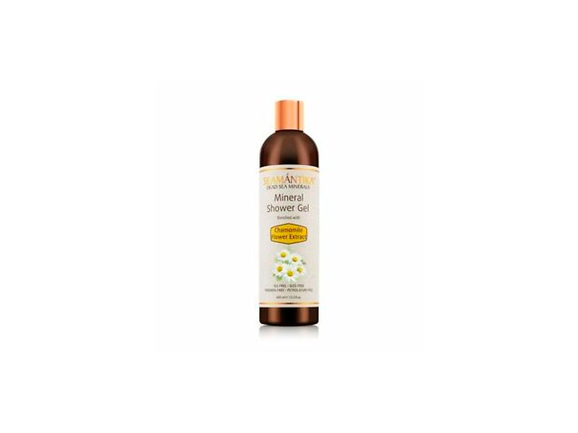 seamantika shower gel chamomile 400