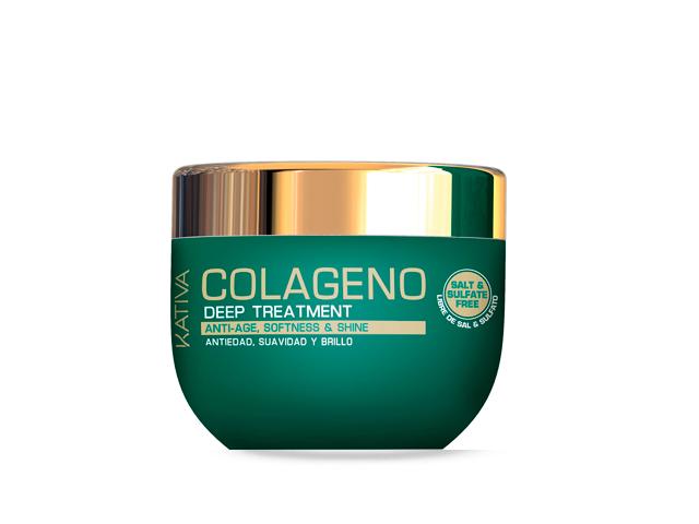 kativa colageno deep treatm.500 ml