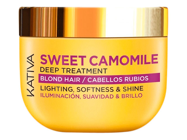 kativa sweet camomile deep tratamiento 250ml