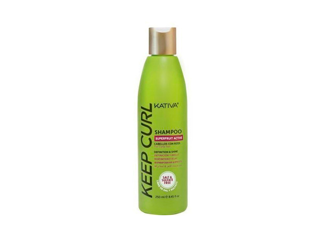 Kativa Keep Curl Champú (250ml)