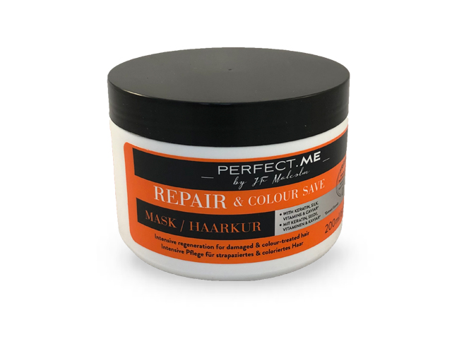 perfect me repair&colour mask 200ml