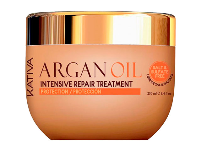kativa argan oil intensive tratamiento 250gr