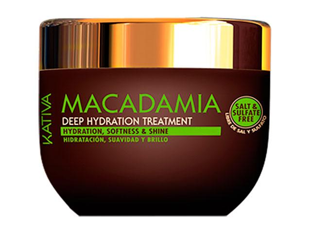 kativa macadamia deep hydration tratamiento 250gr