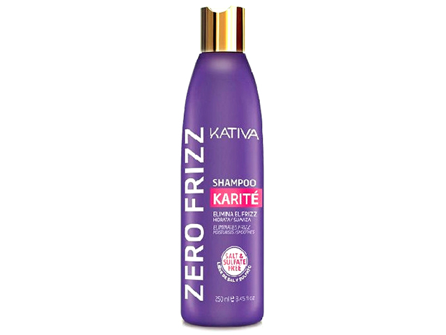 kativa zero frizz champu 250ml