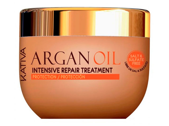 kativa argan oil intensive tratamiento 500ml