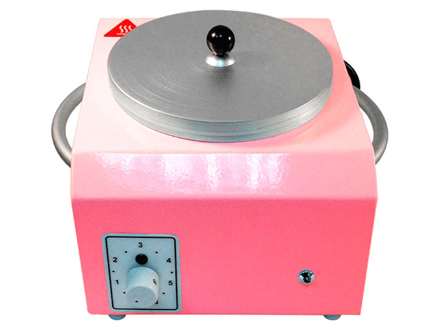 fundidor cera 1 kg(hpro) rosa