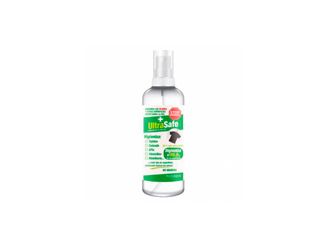 desinfectante natureve ultrafase 125 ml