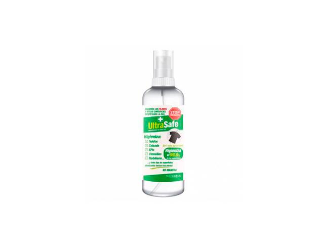 Desinfectante Natureve ultrafase (125 ml)