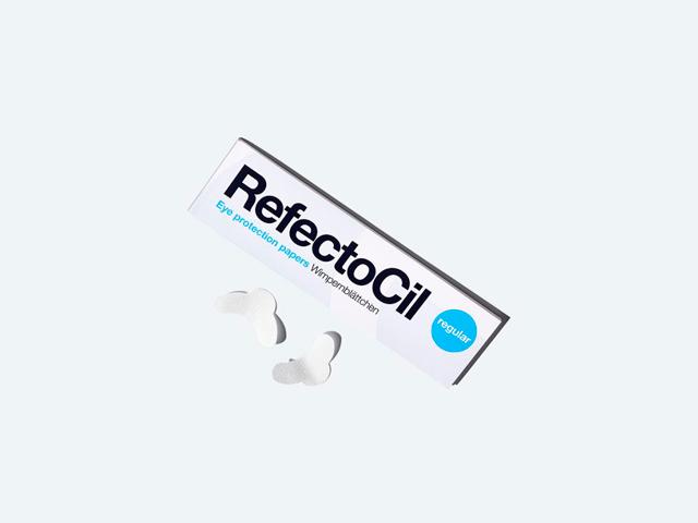refectocil papel extra protector ojos*80und