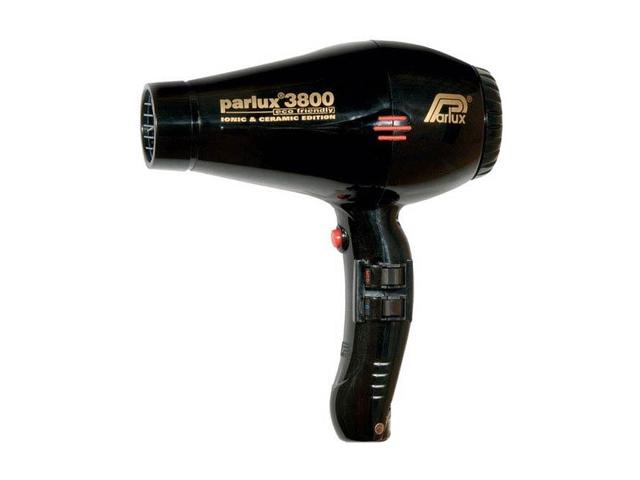 secador parlux 3800 eco ion ceramic negro