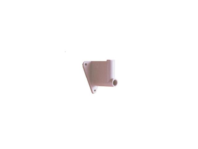 soporte pared para lupa con lampara
