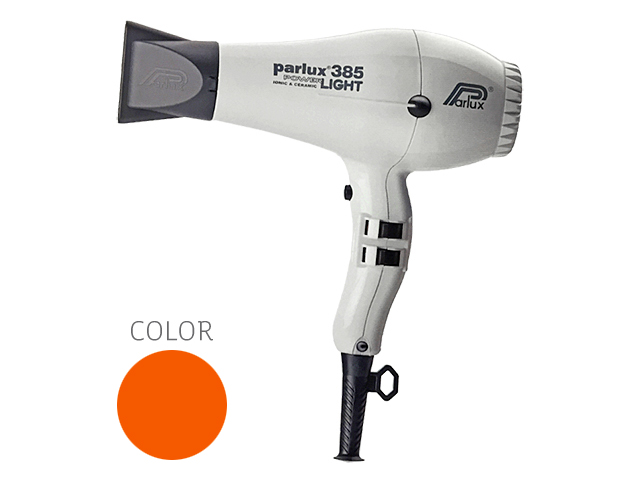 secador parlux 385 light naranja ion ceramic