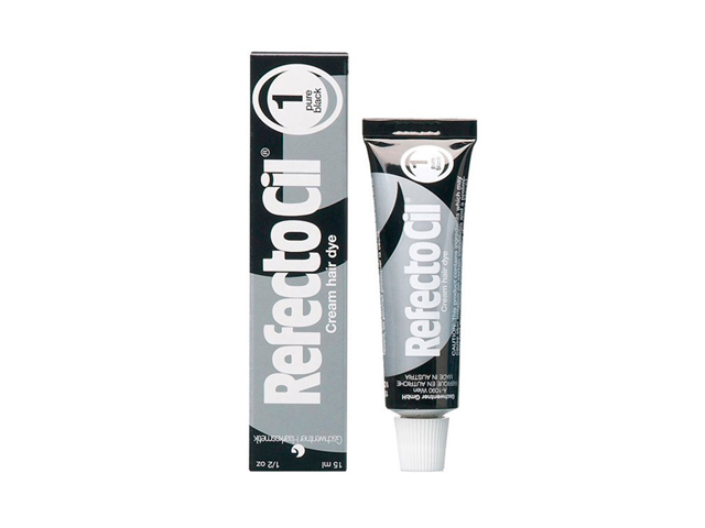 Refectocil 1 Pure Black (15 ml)