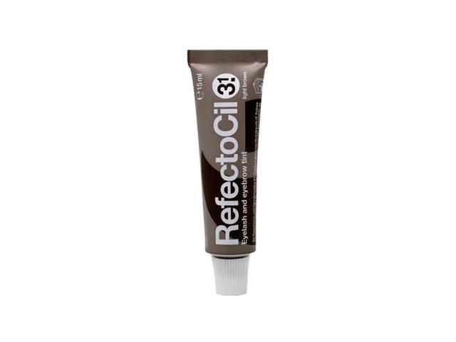 refectocil tinte pestaña n.3.1 marron claro