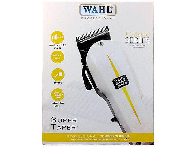MAQUINA WAHL SUPER TAPER