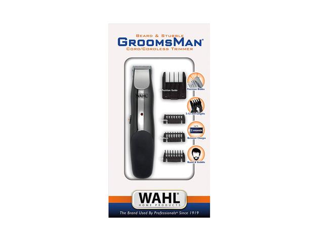 maquina wahl groosman blist.cord/cordlessRECORTADORA MULTIUSOS