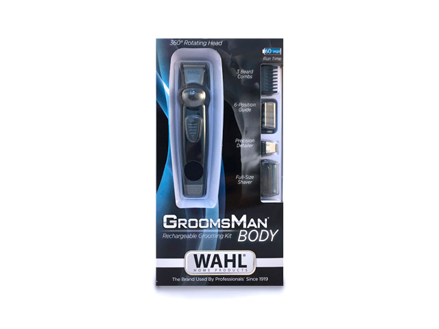 maquina wahl body trimmer atv