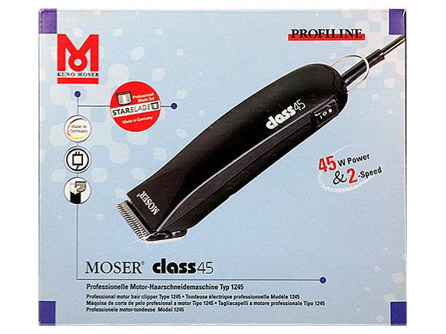 MAQUINA MOSER 1245 CLASS 45