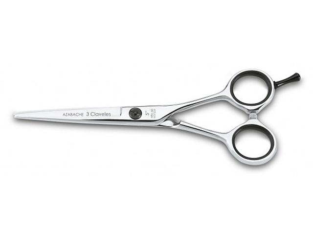 tijera peluqueria corte azabache 5