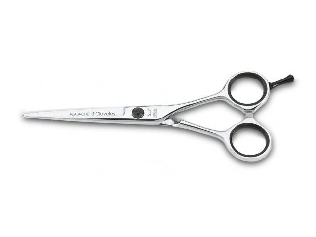 tijera peluqueria corte azabache 5.5