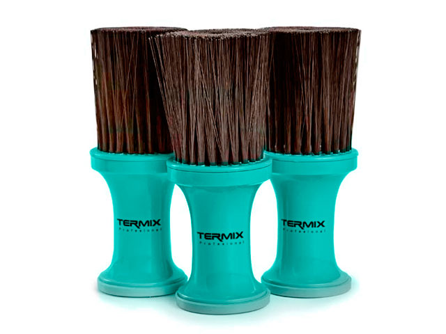 cepillo talco verde pastel termix
